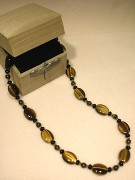 Tammy / Tiger's Eye / 14K Goldfilled